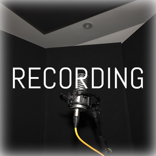 High quality, professional recordings are the backbone of any record, or audio piece. Whether you're tracking guitars for an EP, or recording vocals, my superb collection of microphones, preamps, amplifiers and recording hardware will start your project on strong footing.