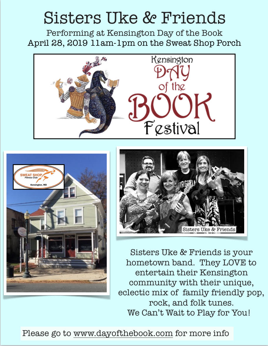 Sisters Uke and Friends - Kensington DOB Flyer.jpg