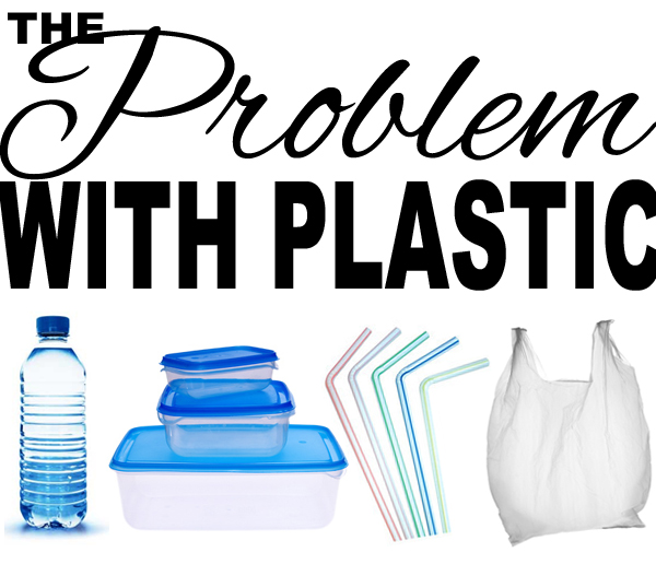 The problem with plastic from www.goingzerowaste.com