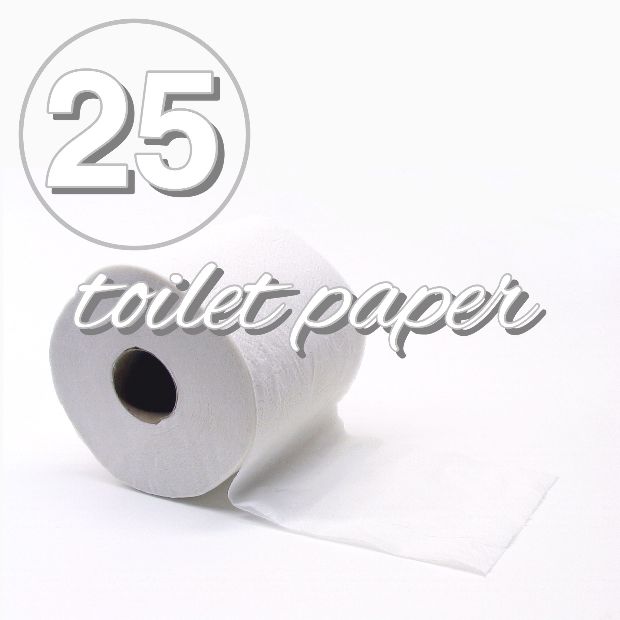 You can be zero waste and still use toilet paper! The toilet paper industry is unsustainable, but not all choices are bad! Check out my list of sustainable options on www.goingzerowaste.com