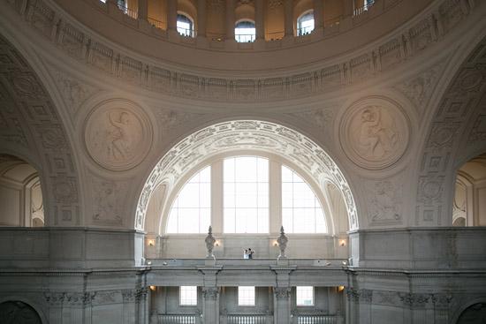 SF city hall from a  practicalwedding.com