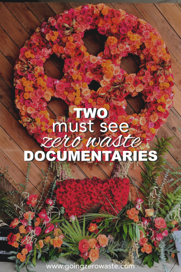 Two must see zero waste documentaries from www.goingzerowaste.com #zerowaste