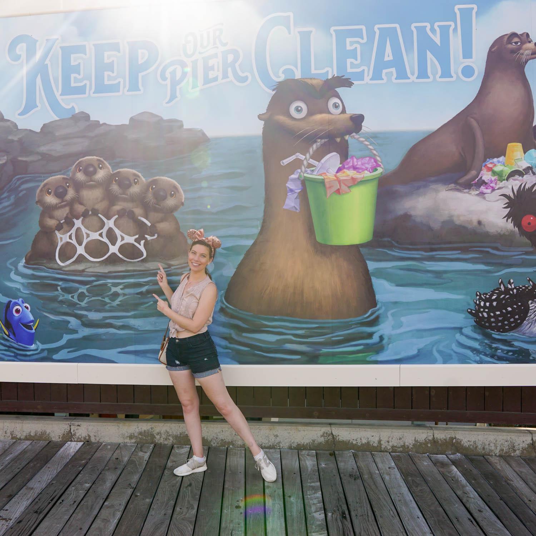 Zero waste trip to disneyland from www.goingzerorwaste.com