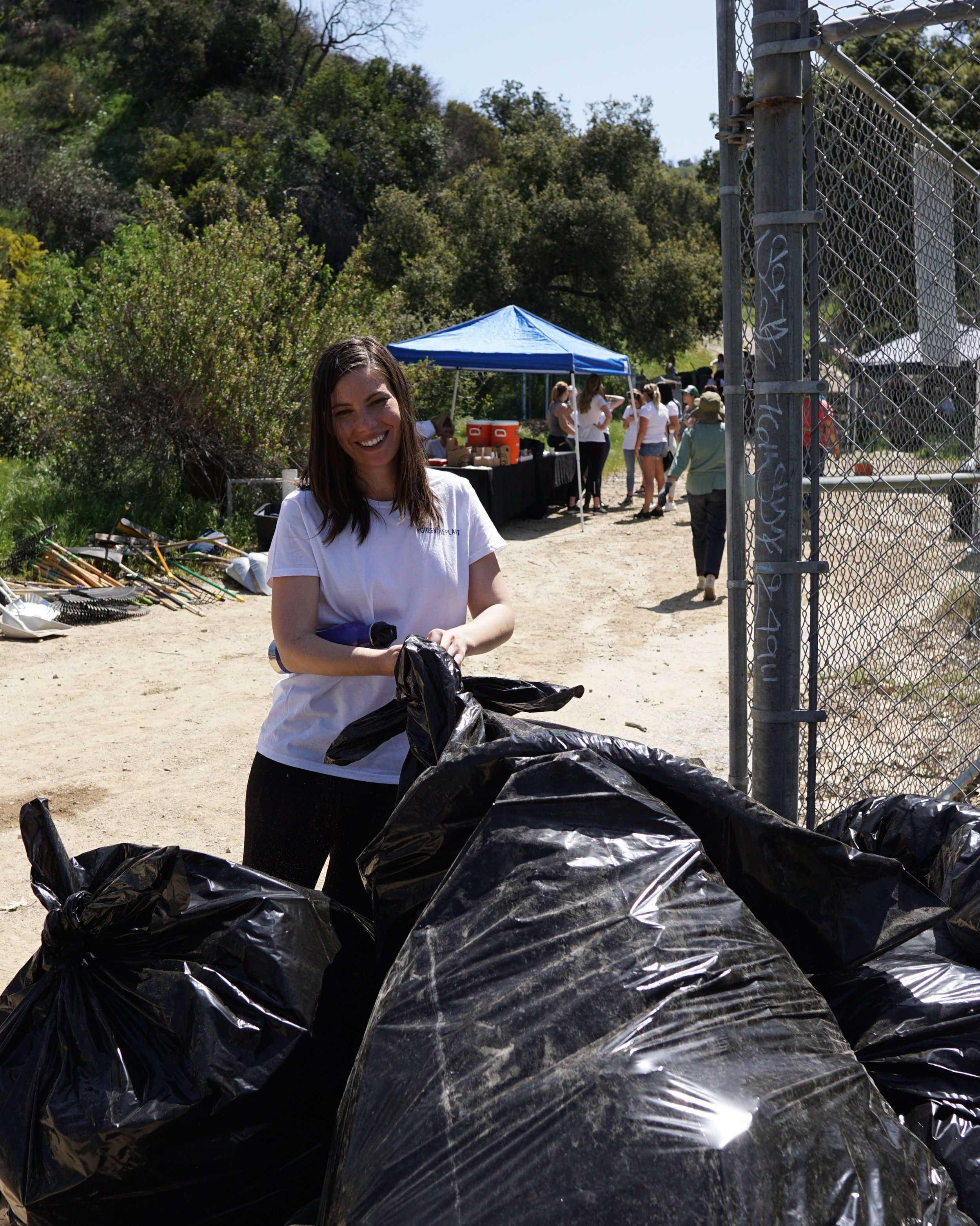 10 Zero Waste Tips for Beginners from www.goingzerowaste.com #zerowaste #ecofriendly #gogreen #communitycleanup