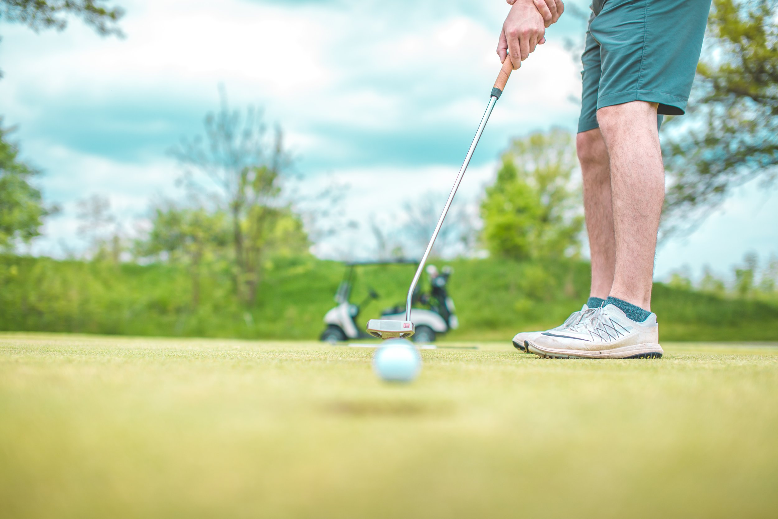 Is golf sustainable from www.goingzerowaste.com #ecofriendly #golf #sustainable