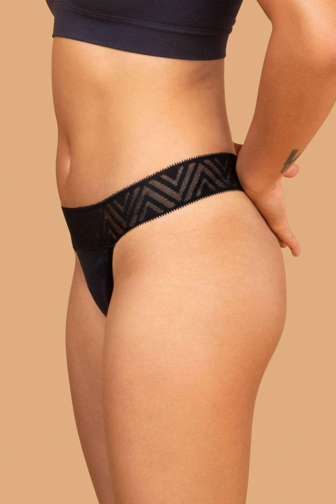Thinx Review: I tried every style of thinx period panties so you don't have to! #thinx #periodpanties #period #zerowaste #ecofriendly #gogreen #sustainable