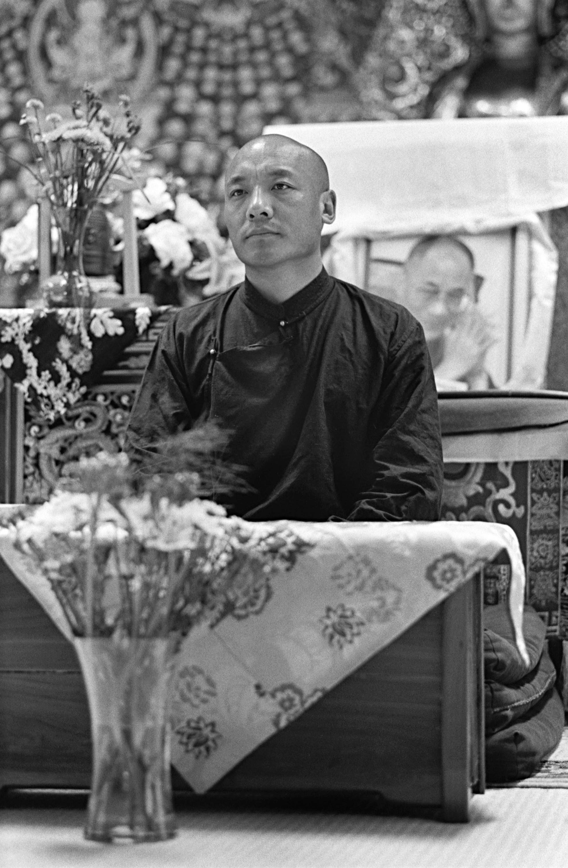 Ven. Anam Thubten Rinpoche