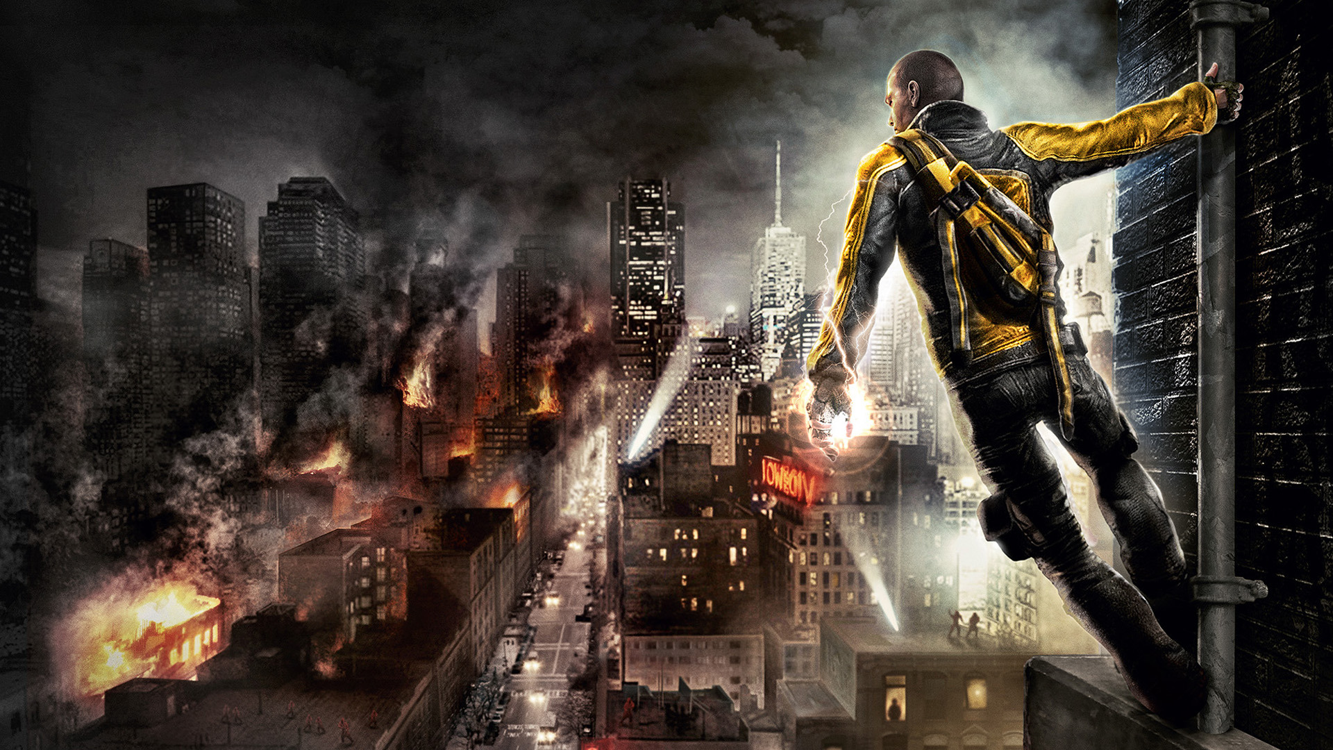 Infamous - A playthrough of Infamous
