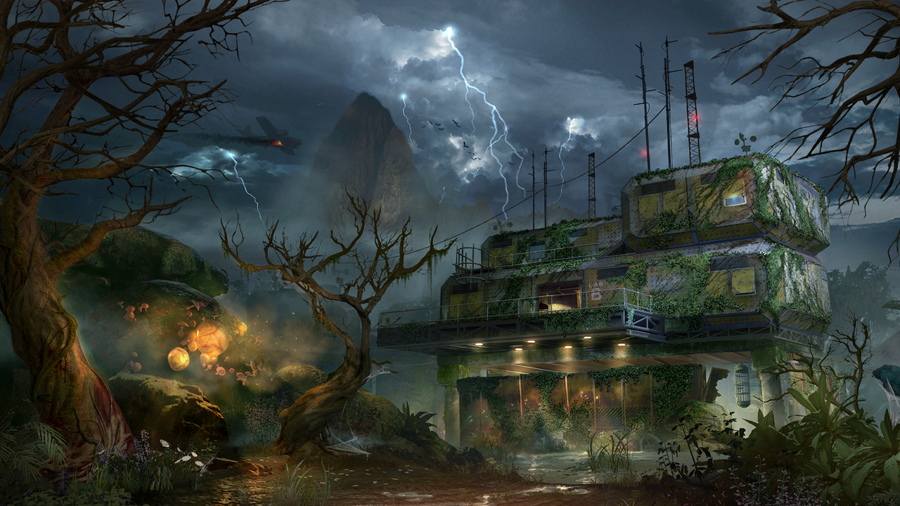 Zetsubou no Shima - Easter Egg Guide and Information to the Call of Duty Zombies map Zetsubou No Shima