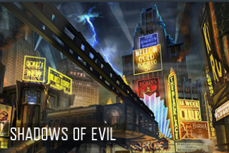 Shadows of Evil - Easter Egg Guide and Information to the Call of Duty Zombies map Shadows of Evil