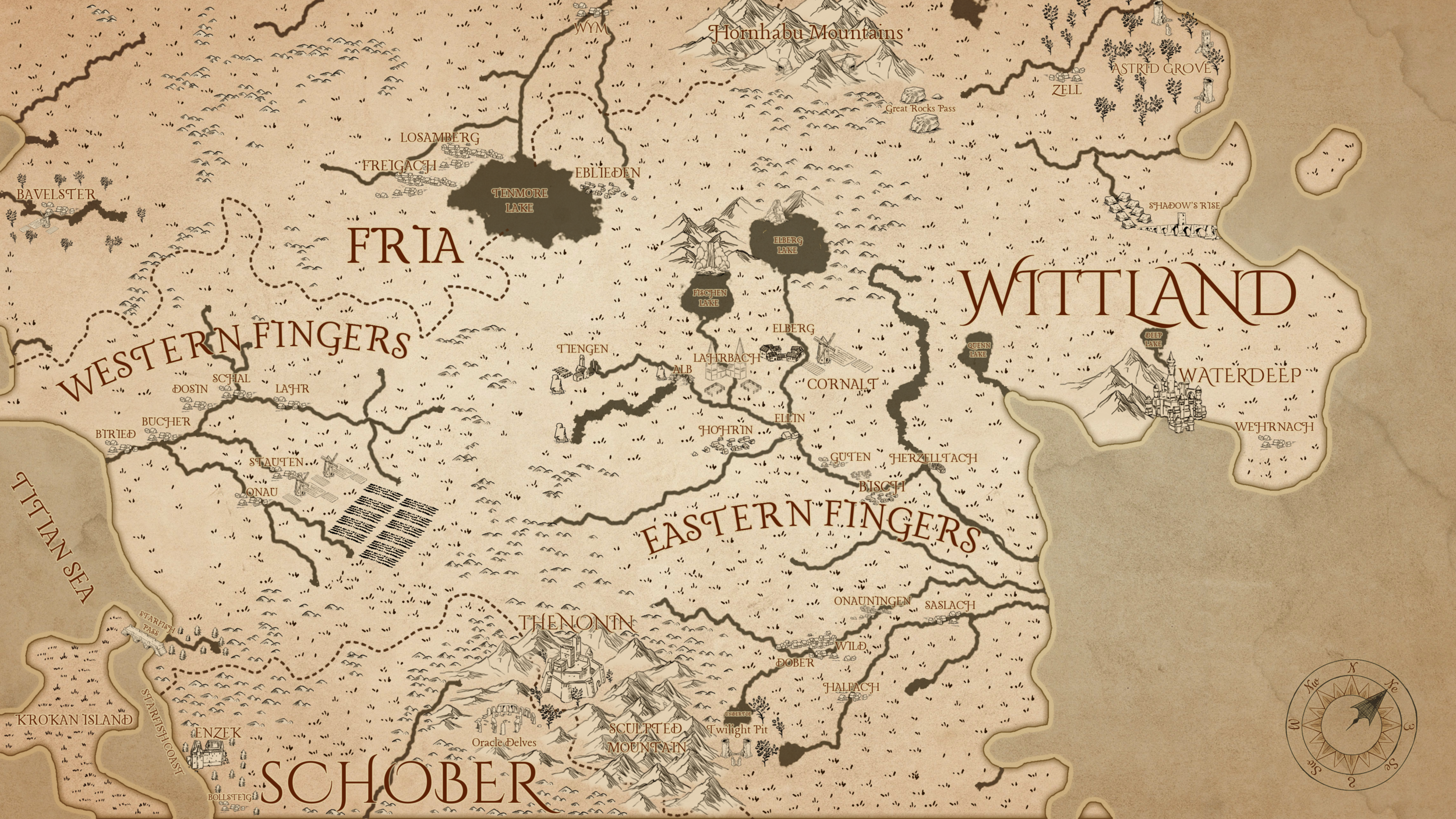 Wittland Map.png