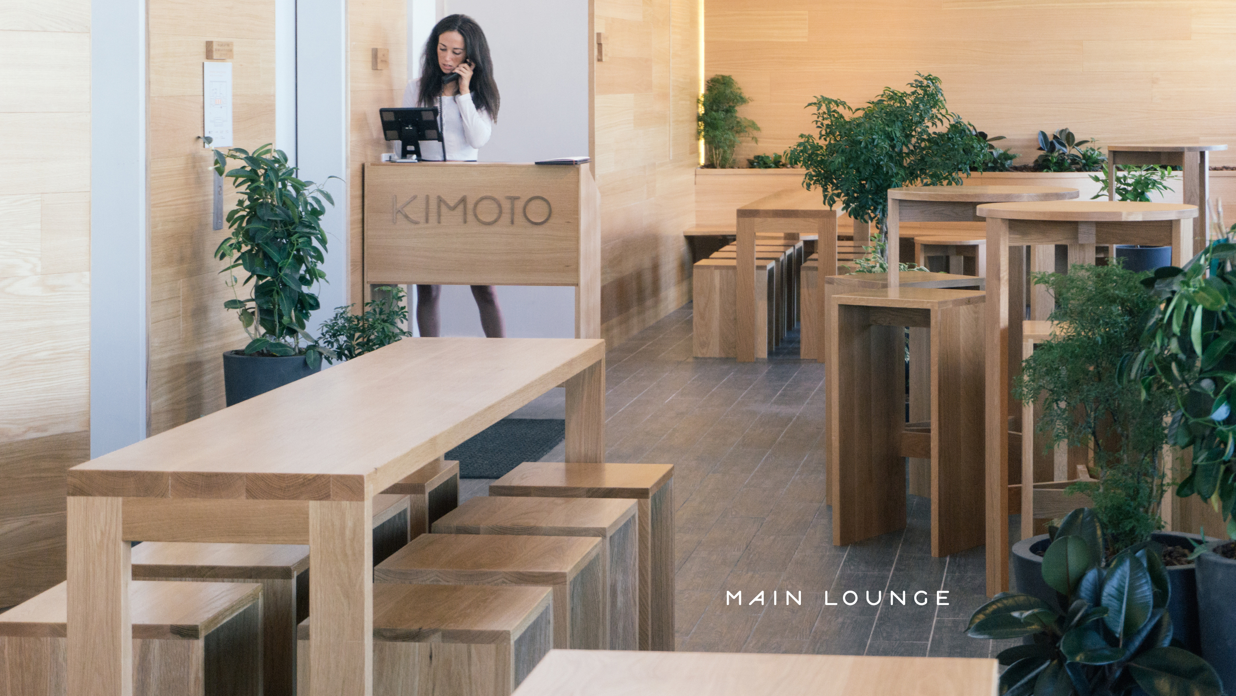 Kimoto Main Lounge