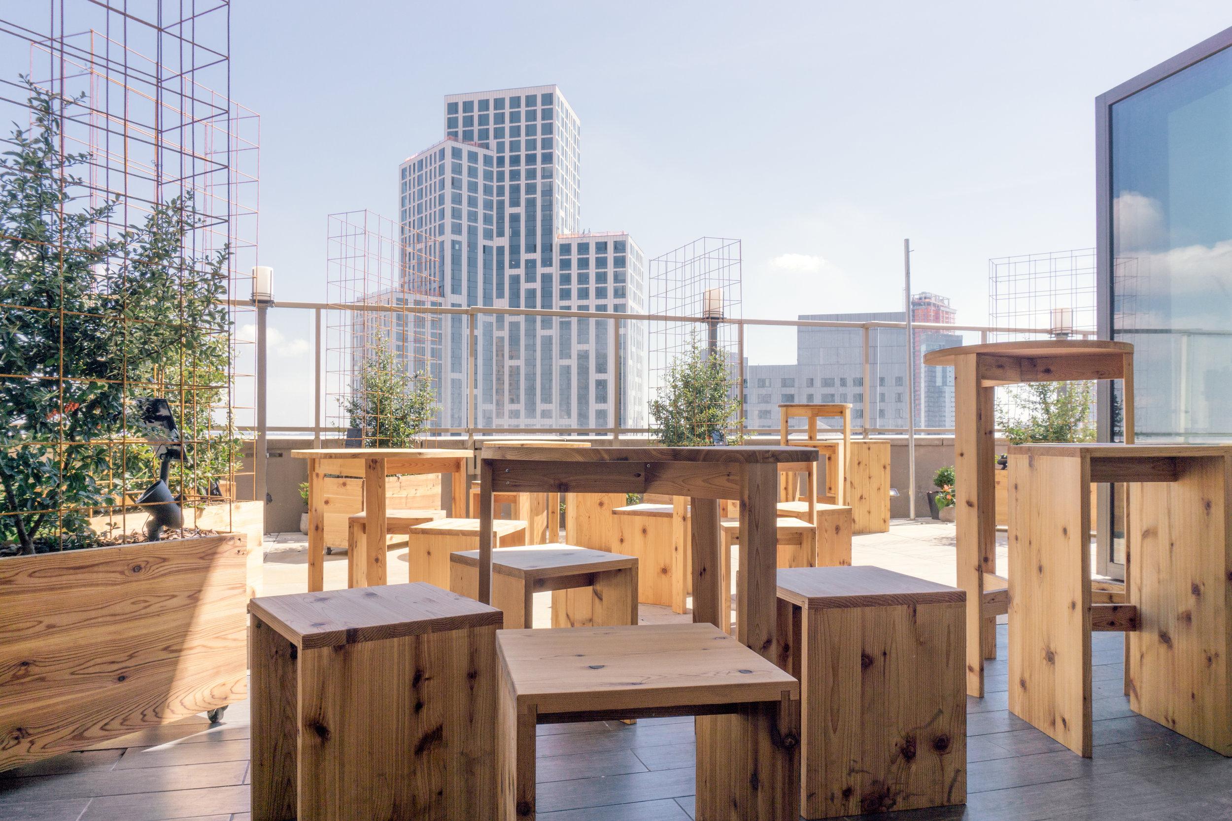 Kimoto Panoramic Lounge