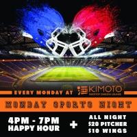 kimoto monday night sports brooklyn