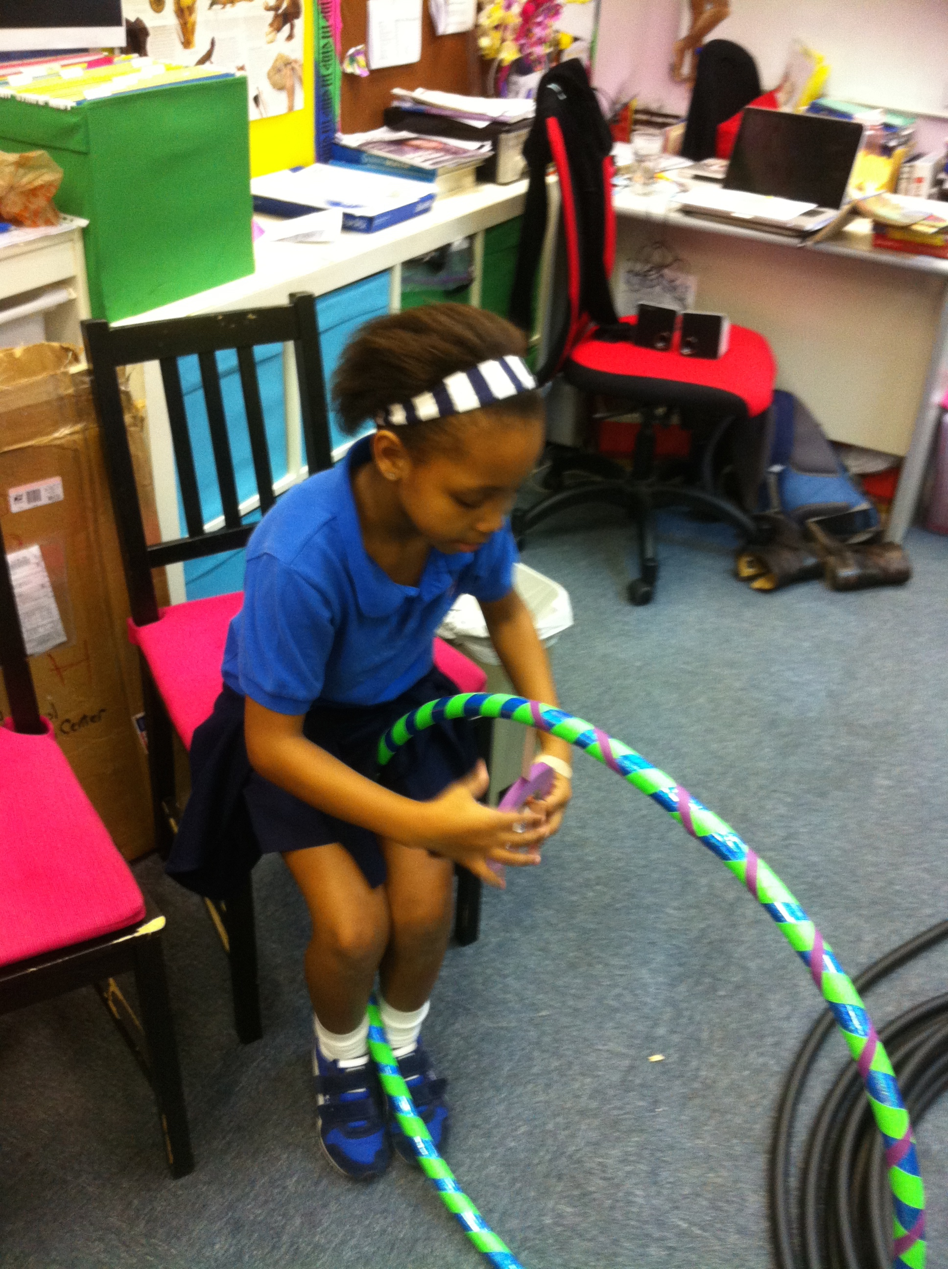 Hoop-making workshops also available! Fun for both children and adults!Great for birthday parties or hen parties :)