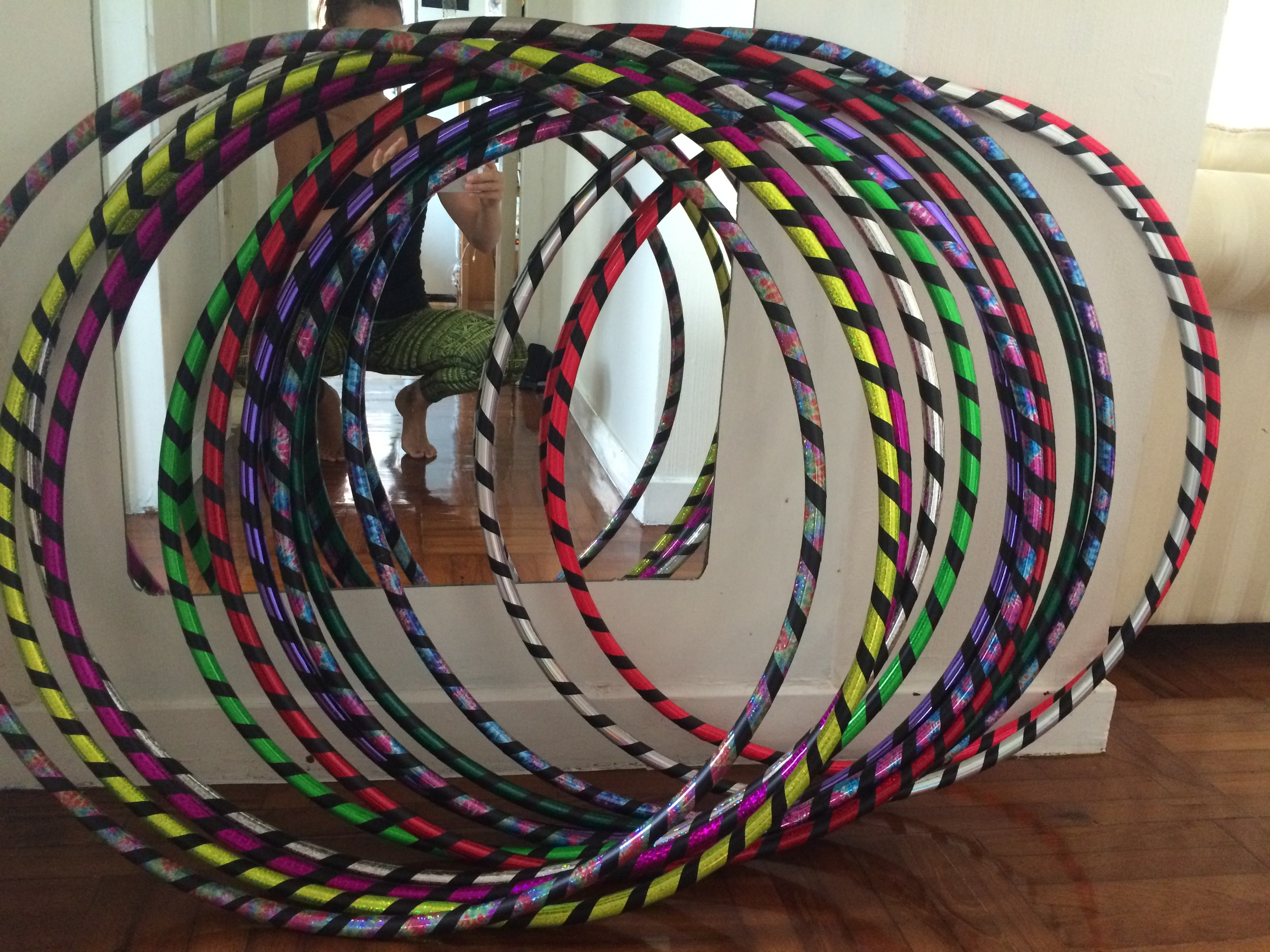 make your own hula hoop 香港自定呼啦圈