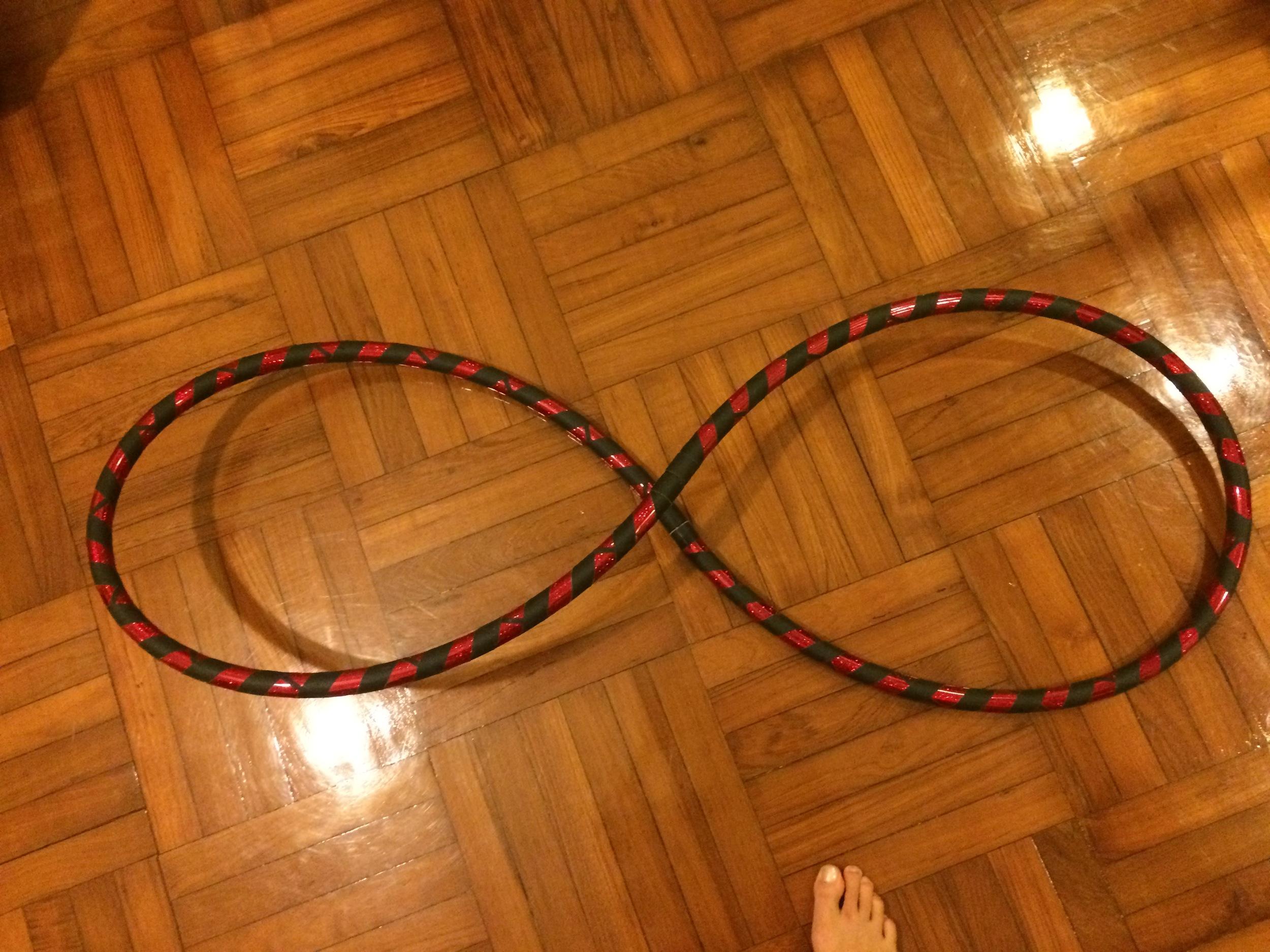collapsible hula hoop hong kong 香港可接呼啦圈