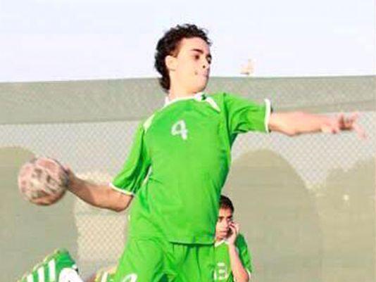 Prospective student Mujtaba al-Sweikat (photo courtesy Repreive)