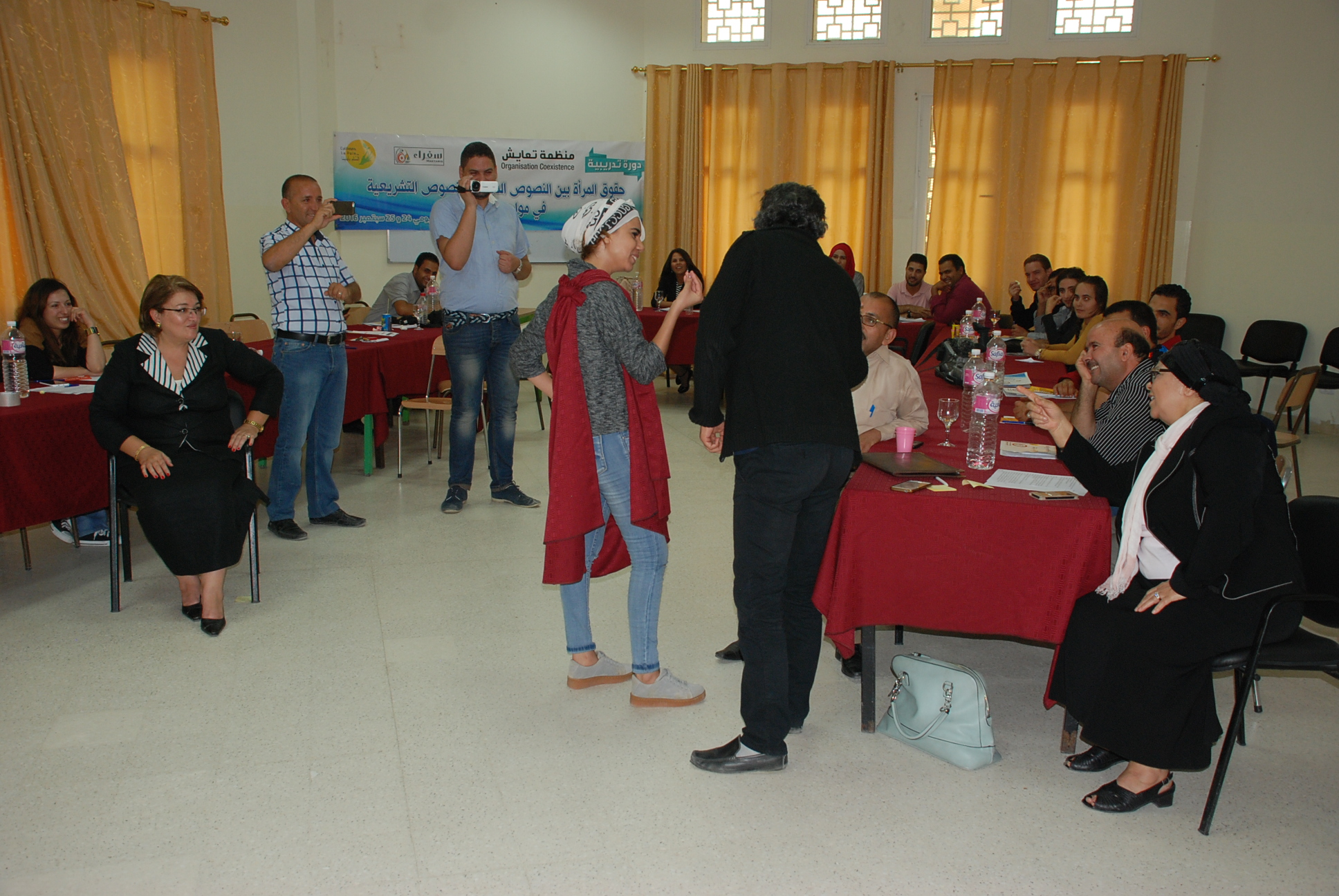 Tunisia Workshop 3 Sept 2016.JPG