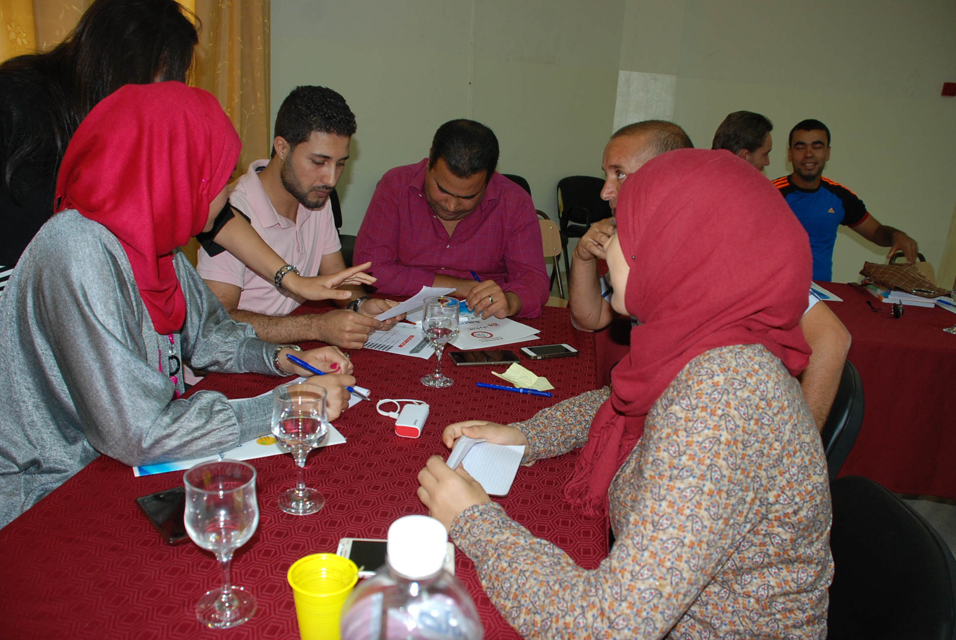 Tunisia Workshop 4 Sept 2016.JPG