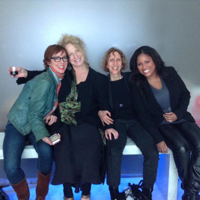 Jonatha Brooke, Dana Calitri, Nicki Richards & Me @ Naras Future Now