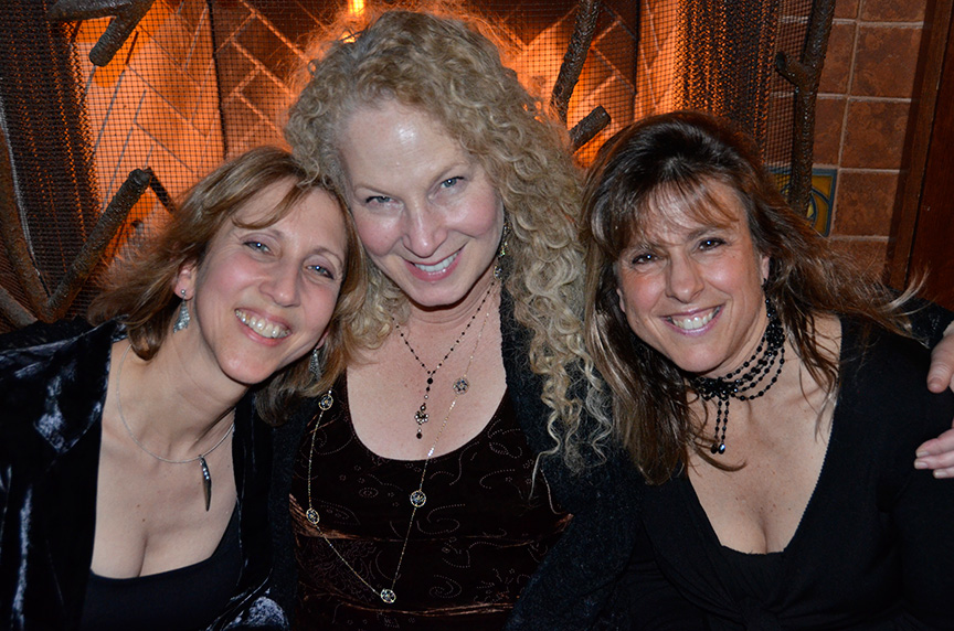The Gyrlz - Me, Dana Calitri & Nina Ossoff