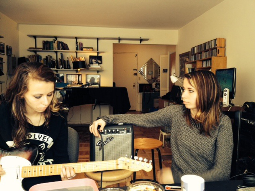 Writing Session With Courage My Love