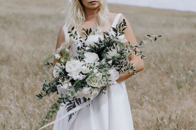 STYLED SHOOT - WINDSWEPT FIELDS