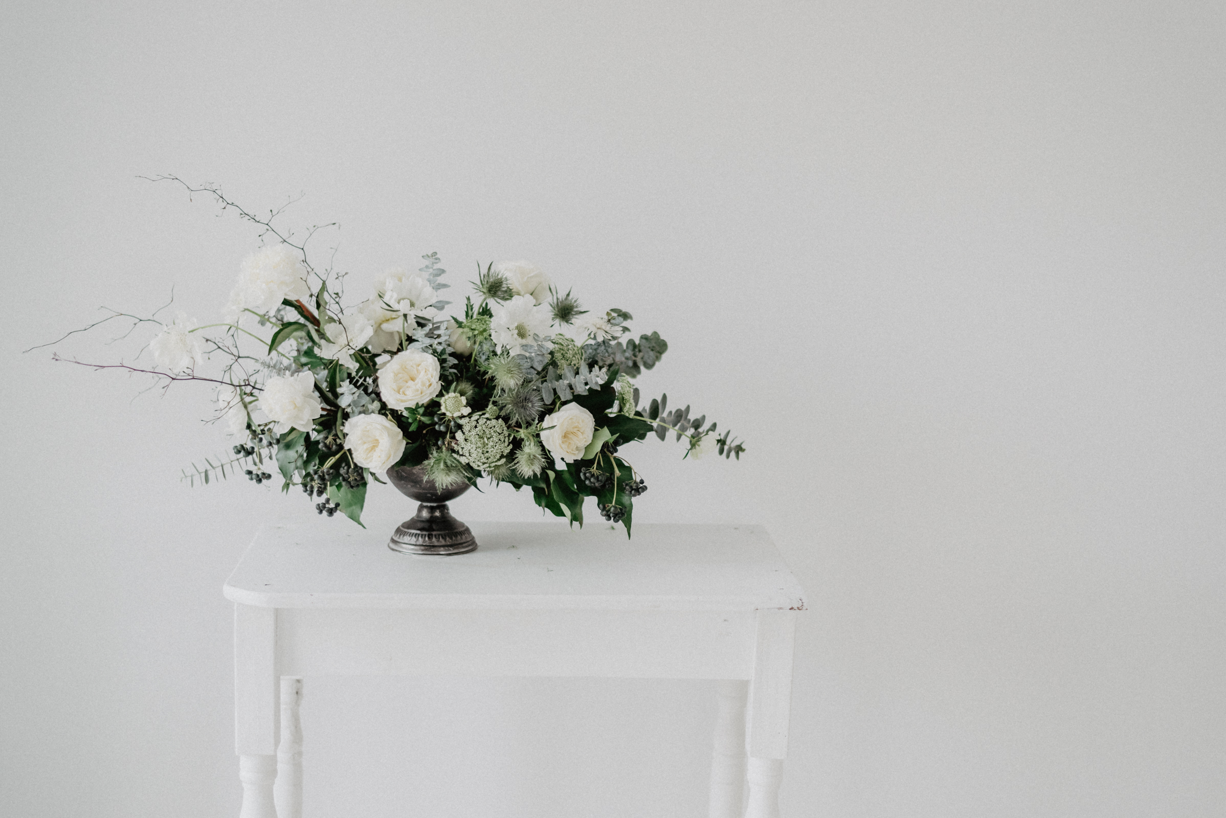 SLOW FLOWERS - TABLE ARRANGEMENT