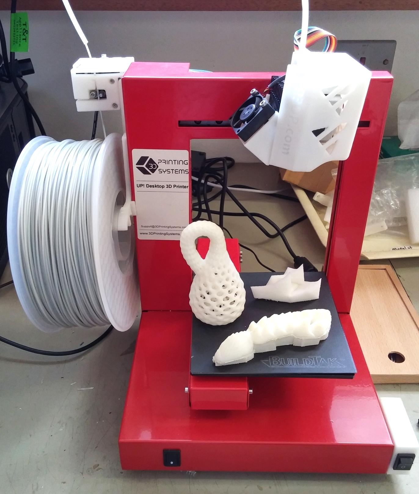 UP! Desktop 3D Printer
