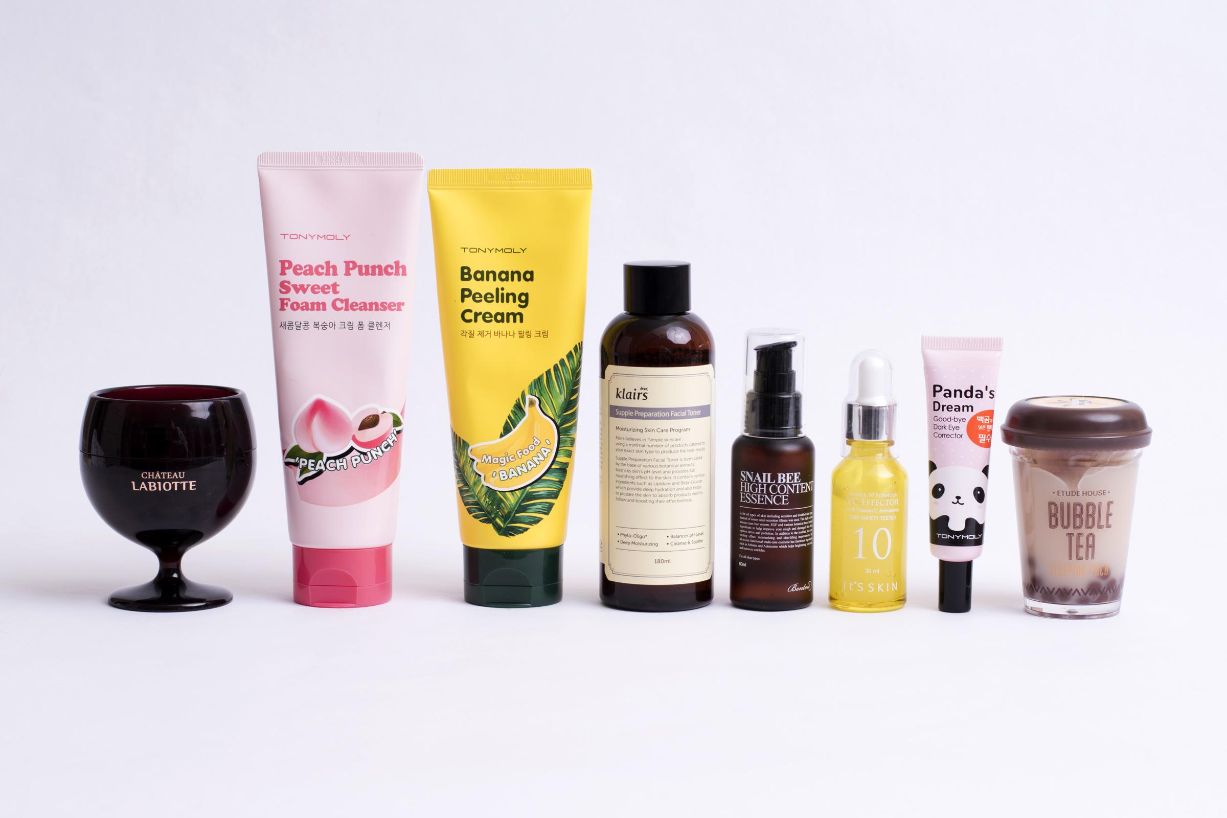 Beauty: Korean Skincare Basics -