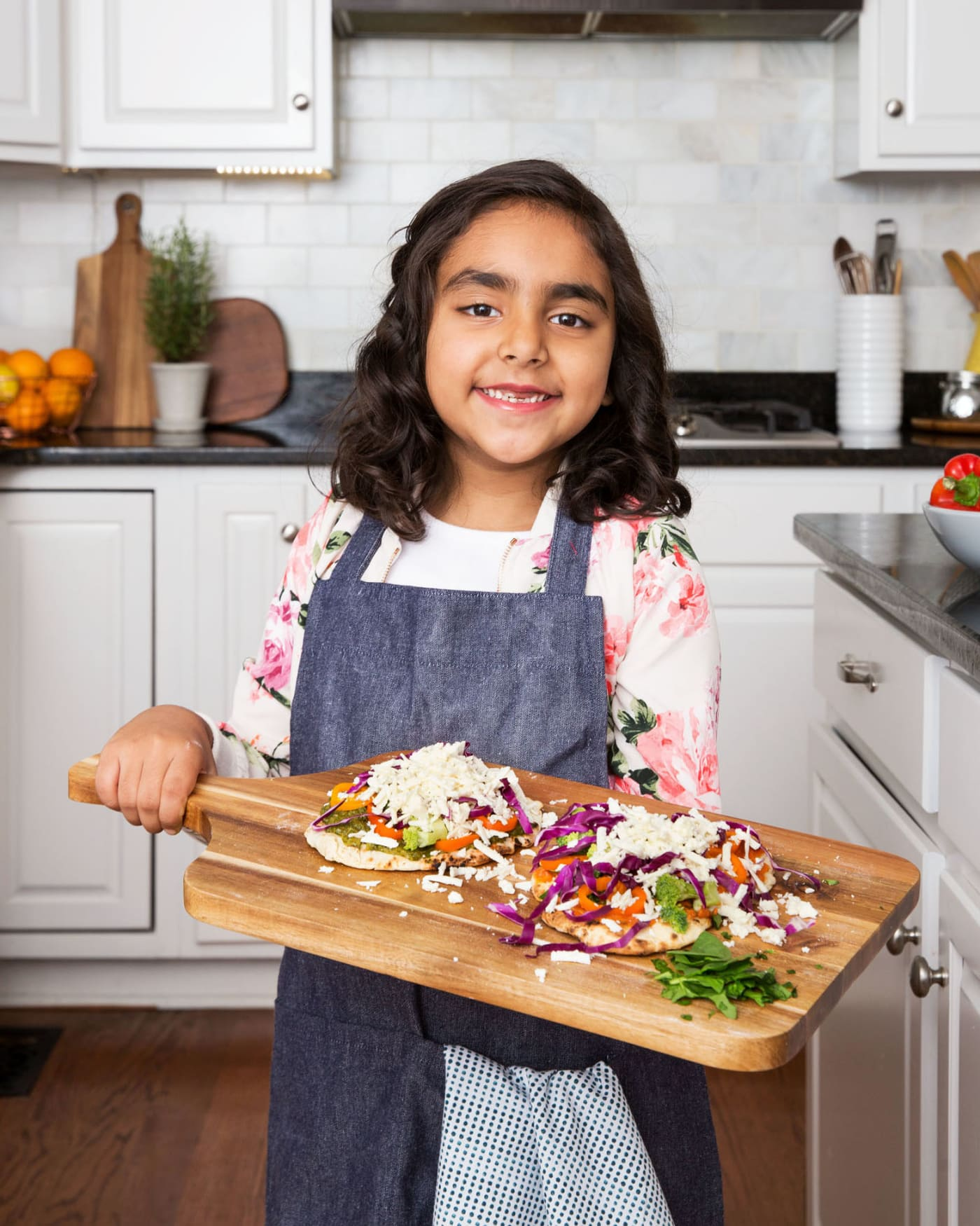 Rachael Ray Magazine: Kids Who Cook - PROP STYLING