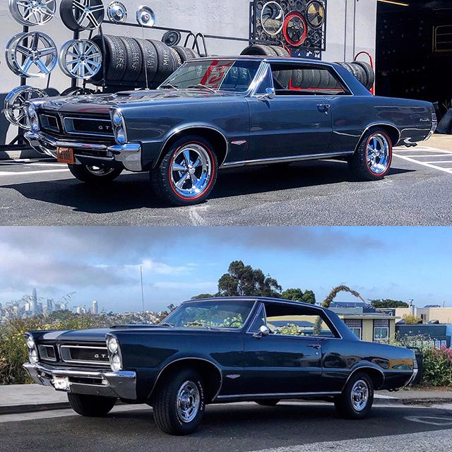 After & before! Big ups to Adam, Mario and the awesome team @rollingstocksf for helping me take my whip to the next level!