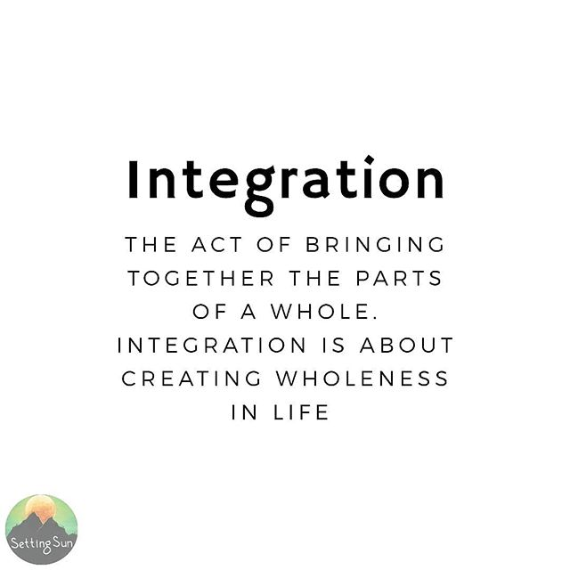 """Psychedelic Integration 🍄  The process begins once you put out the intention to do the work. Integration is not just related to the after experience; it also includes addressing the issues and emotions that come up before the experience. How are you working with your experience before a psychedelic session? 🍄  Before a psychedelic experience, one might become flooded with different emotions - anxiety, fear, hesitant, excitement, bliss, and etc. Some people may wonder, """"do I really want to do this? What am I looking to get out of the experience? How should I prepare?"""" The psyche is already beginning to process the experience. It is important to stick with these emotions or feelings if they arise. 🍄  It is often stated that the """"real work begins after the experience."""" After our worldview has been shaken up or deconstructed, the goal now is to put things back together. How will you put this way of seeing or thinking back together? It's much like putting the puzzle pieces together. Sometimes it is difficult to see what we are making or creating while we are in the process of sorting psychic processes out, but it is important to continue to stick with the work and continue to show up for yourself. It is important to get grounded, practice self care, and follow through. It is also important to remember, during this process, to take it slow and easy on yourself. It is easy to feel impatient, but focusing on the small little changes or actions is where some of the real work is at. The process of creating wholeness can be chaotic, messy, all over the place, but also fun, mysterious, and magical! 🍄  How have you been integrating your past psychedelic experiences? What worked for you? What did not work? What questions do you have about the integration process. Leave your thoughts or comments below! ⬇️🍄"""