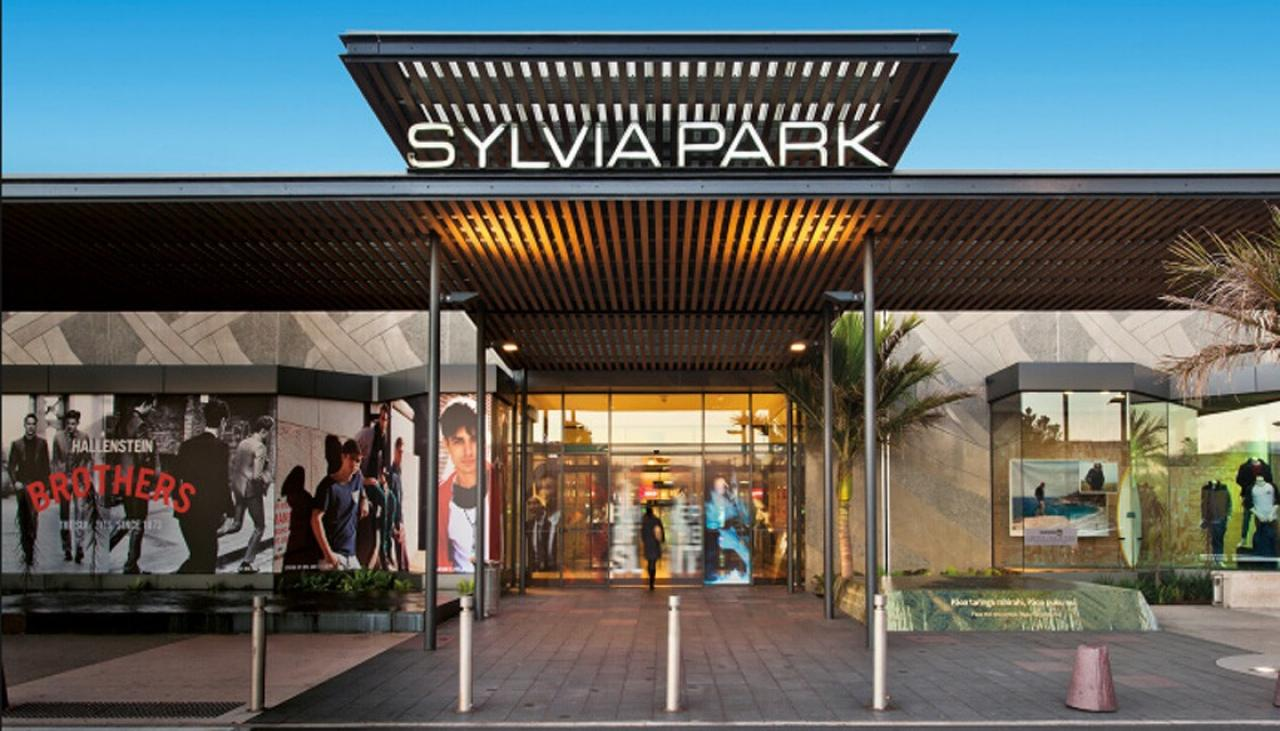 SYLVIA PARK SHOPPING centre, SHopping centre EXTENSION - carpentry works, crane base installation, day & night works