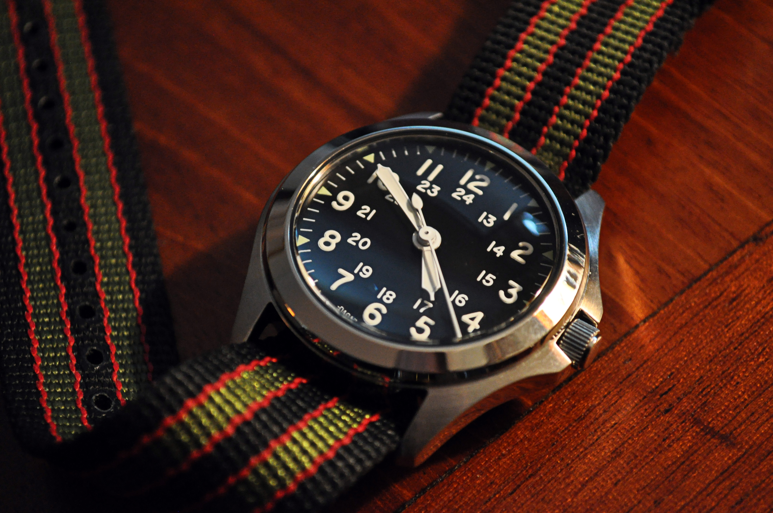 The Traveling Watch
