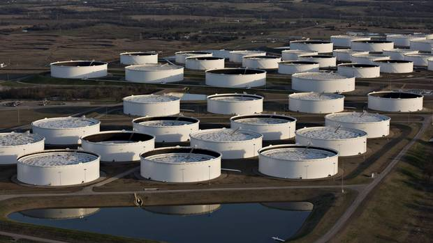 Oil price volatility driven by 'tourist traders' using incomplete data: report — Globe and Mail June 28, 2017