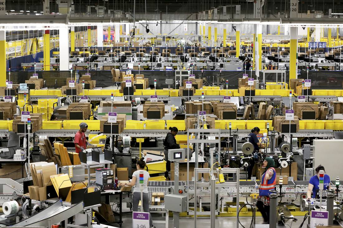 The Amazon effect: How e-commerce is driving a real estate revolution — Globe and Mail July 21,2017