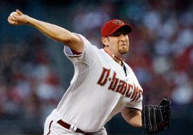 Brandon Webb extending prior to internal rotation (AP Photo)