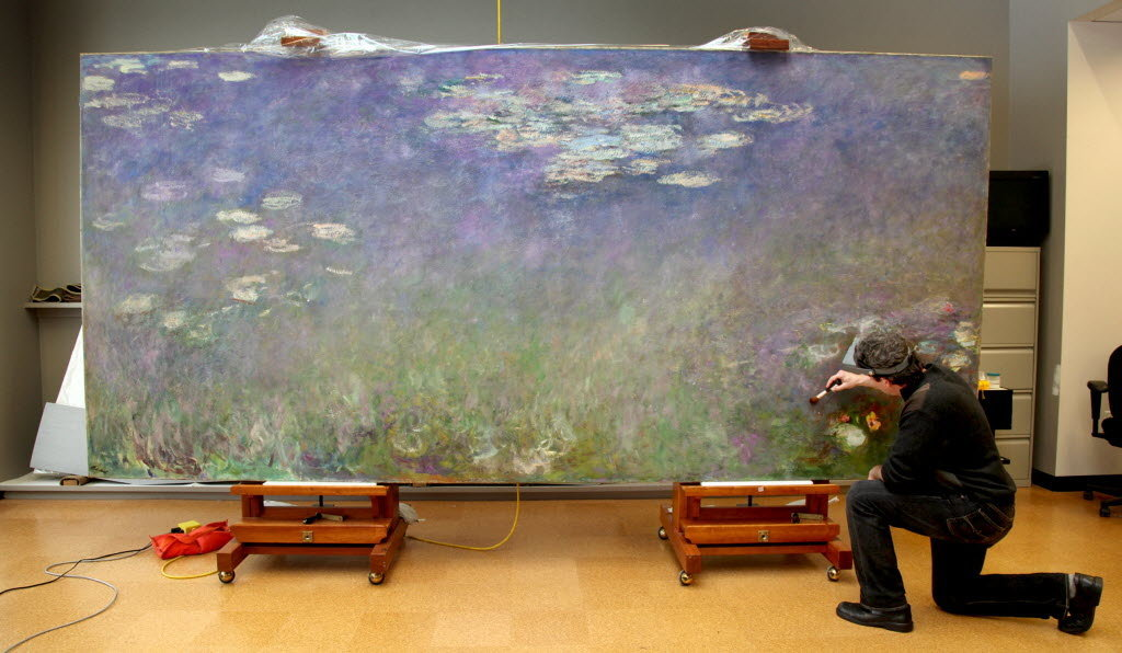 Photo Credit: http://www.cleveland.com/arts/index.ssf/2011/01/monets_waterlilies_painting_on.html