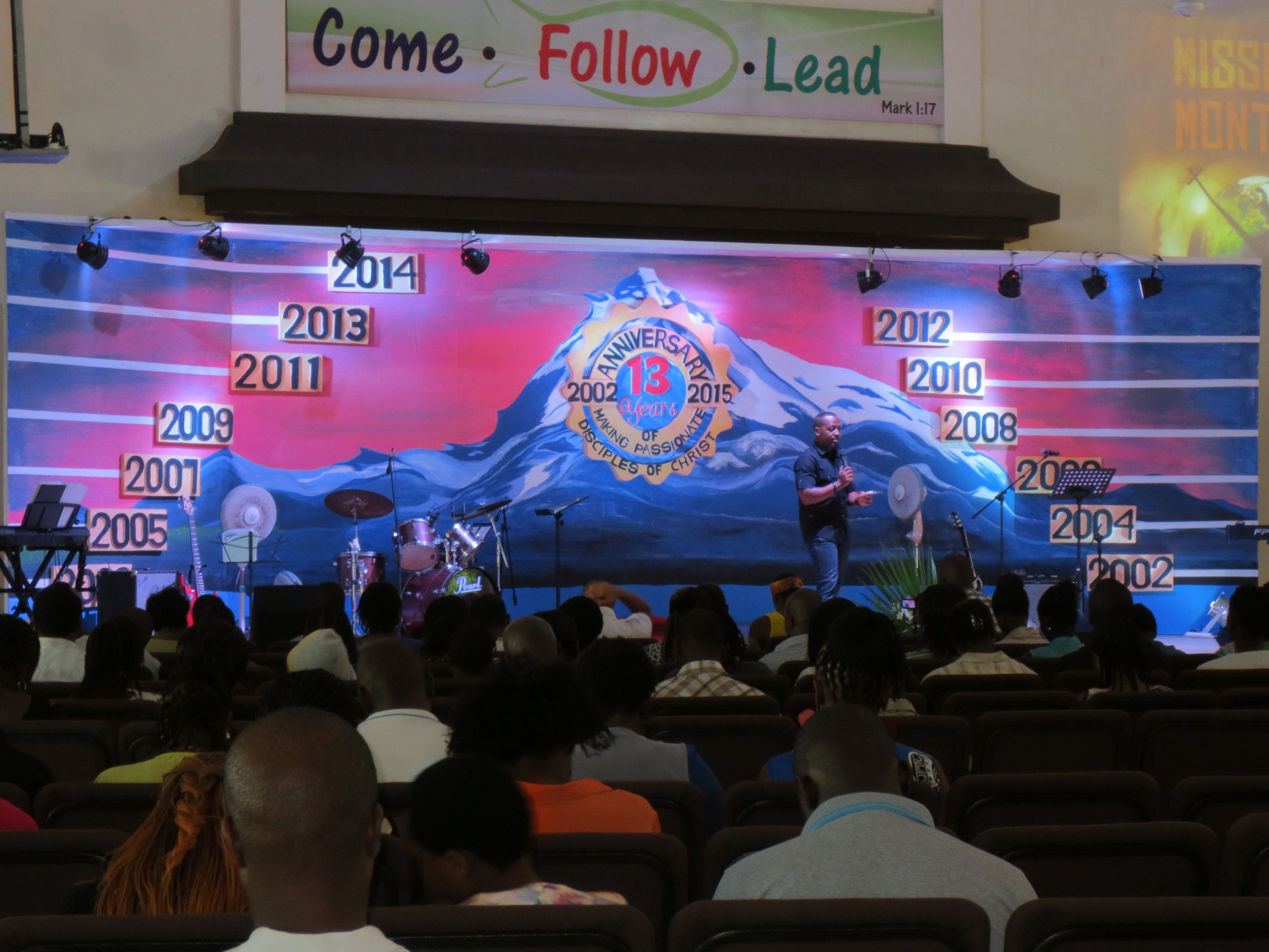 Crossroads Fellowship Church, Mombasa