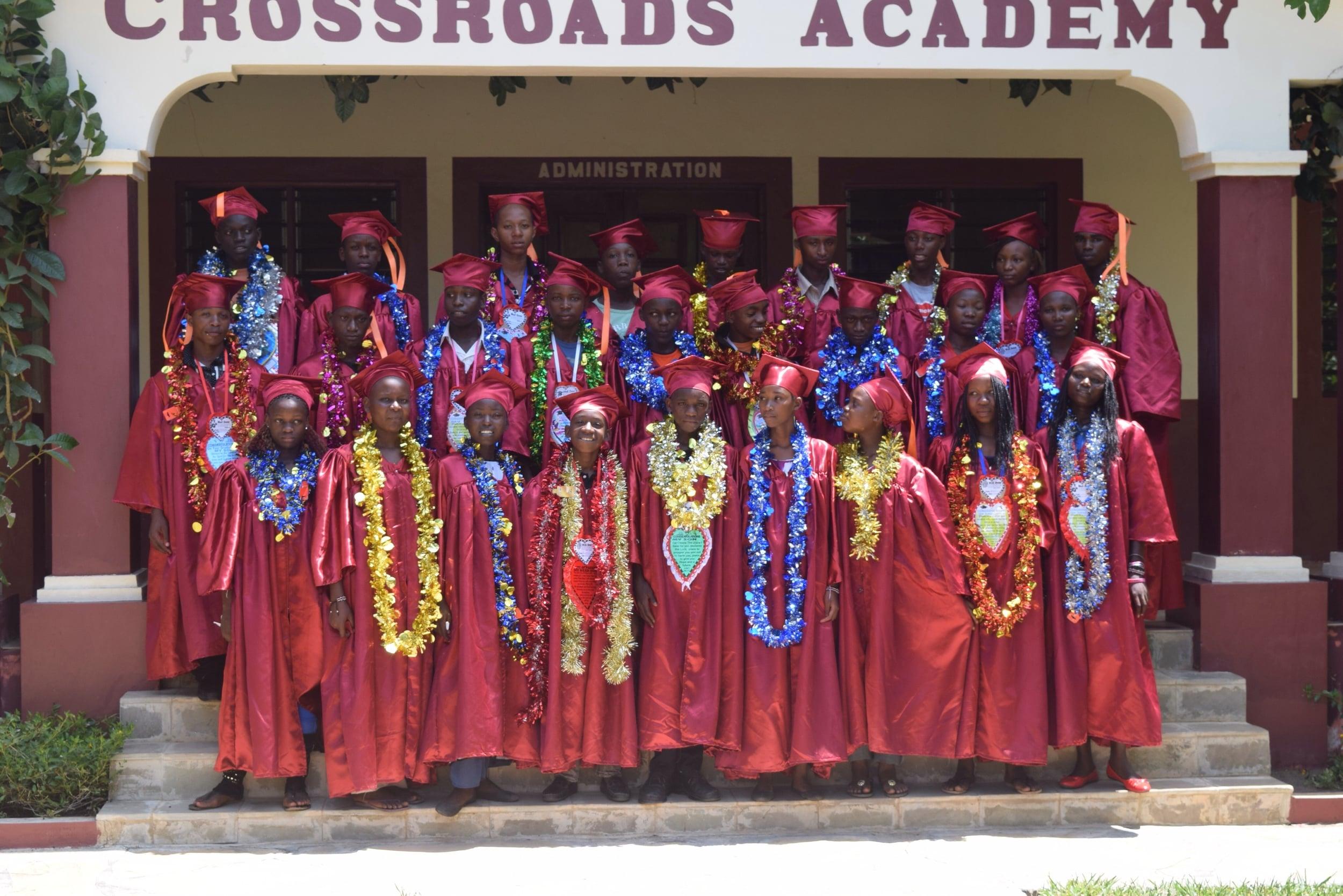 Crossroads Academy Vipingo Class of 2015