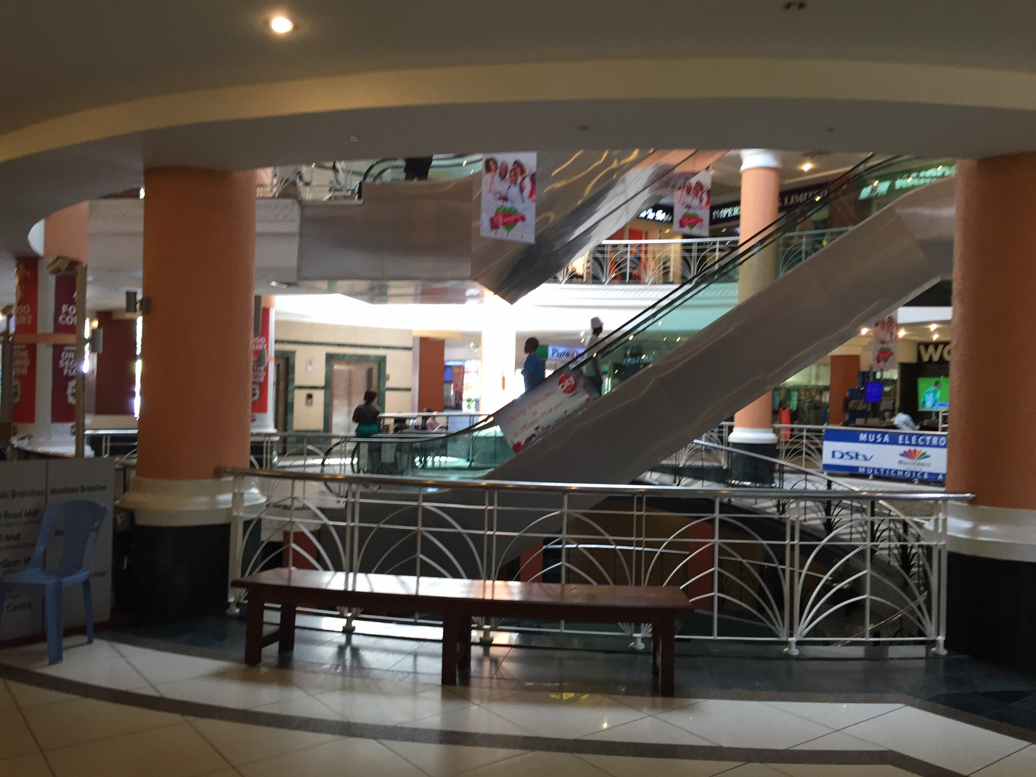 City Mall in Nyali