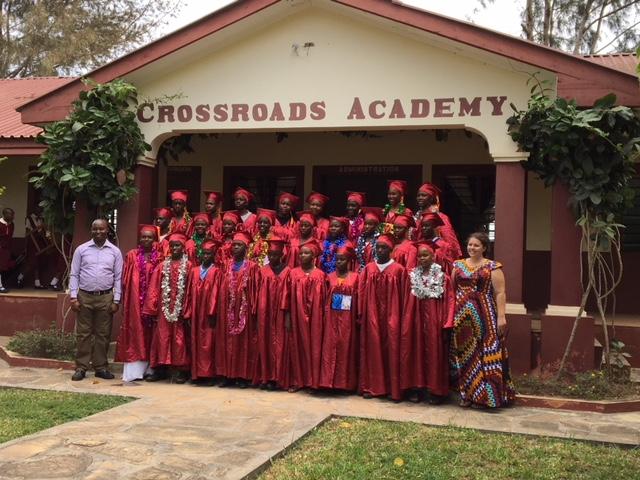 The 2017 graduating class