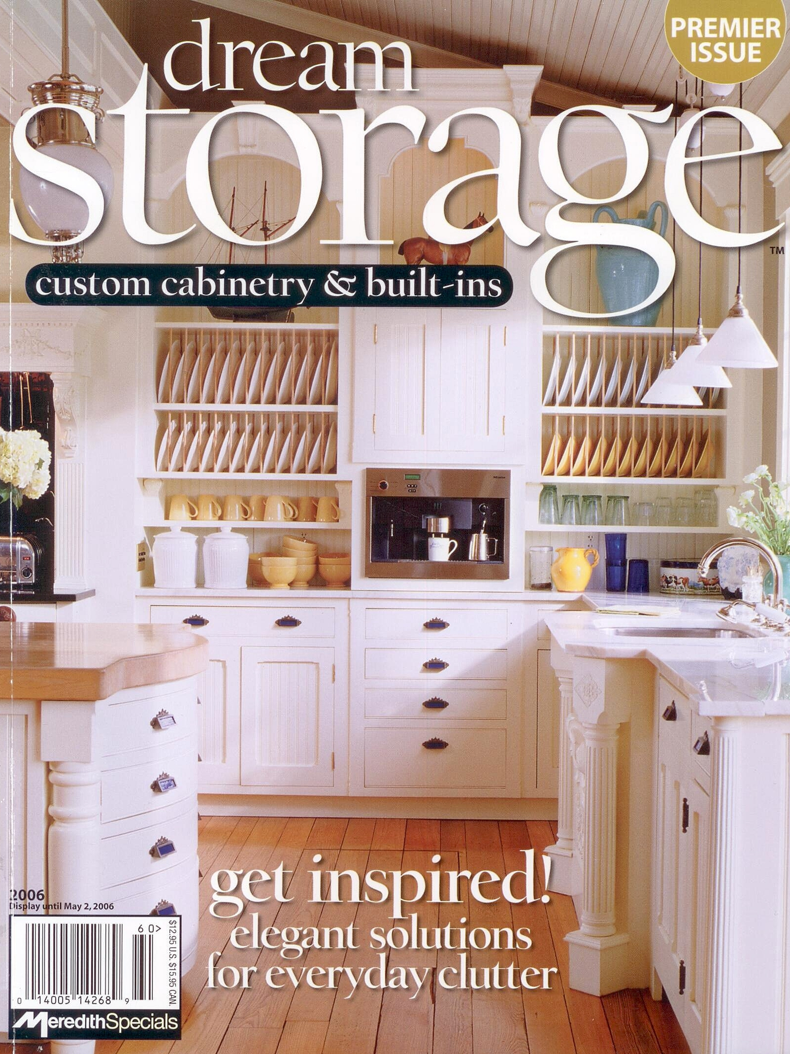 Dream Storage - Custom Cabinetry & Built Ins 2006 - Cover.jpg