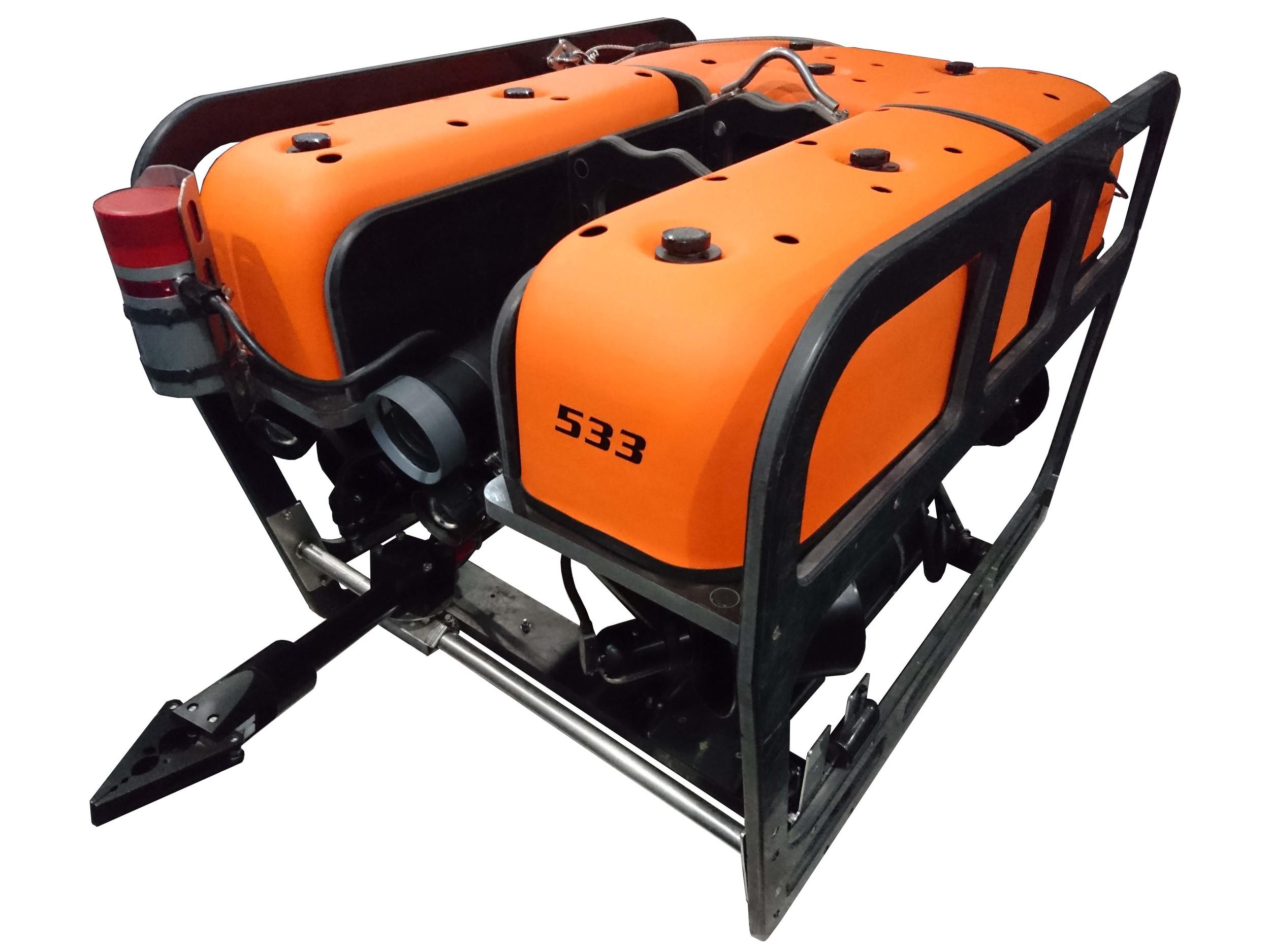 AUS-ROV Big Dog ROV