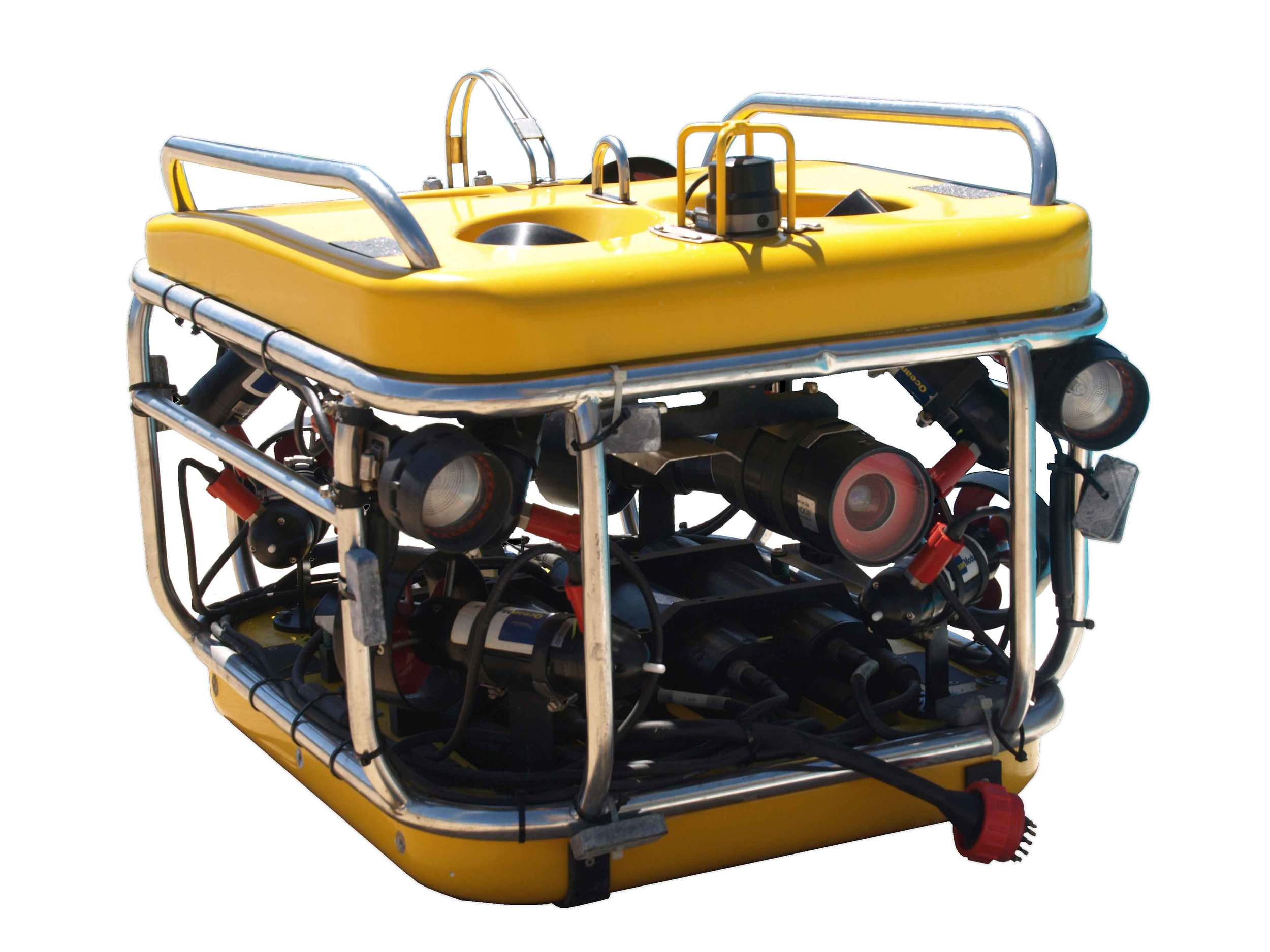 AUS-ROV Ocean Modules V8 Sii ROV