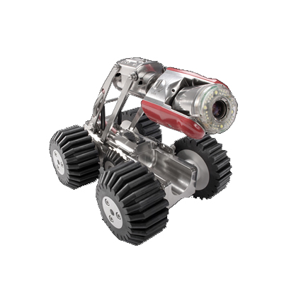 AUS-ROV CCTV Crawler IPEK