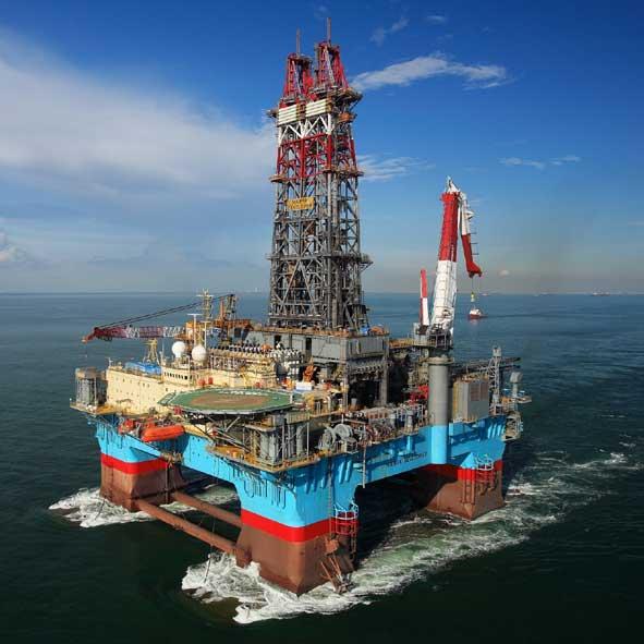 Oil Rig FPSO