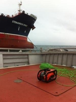 Ship UWILD ROV Inspections AUS-ROV
